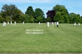 MSCC Vs. Old Leightonians